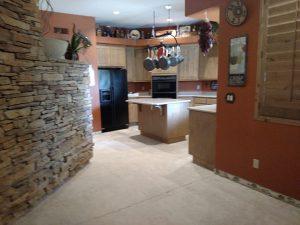 saltillo floor tile removal
