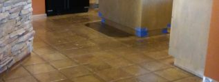 phoenix saltillo tile removal